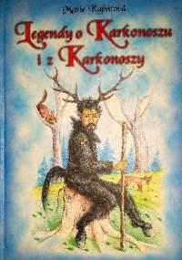 Legendy o Karkonoszu i z Karkonoszy - Marie Kubátová