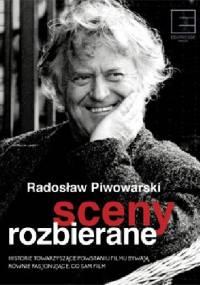 Sceny rozbierane - Radosław Piwowarski
