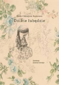 Dzikie łabędzie - Hans Christian Andersen
