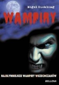 Wampiry - Nigel Suckling