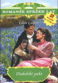 Diabelski pakt - Edith Layton