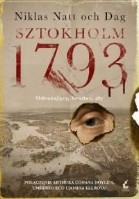Sztokholm 1793 - Niklas Natt och Dag