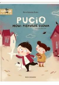 Pucio mówi pierwsze słowa - Marta Galewska-Kustra