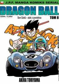 Dragon Ball: Son Goku - atak z powietrza - Akira Toriyama