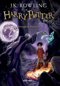 Harry Potter i Insygnia Śmierci - J.K. Rowling