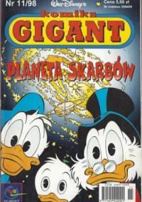 Gigant 11/98: Planeta skarbów - Walt Disney, Redakcja magazynu Kaczor Donald