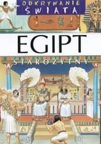 Egipt starożytny - praca zbiorowa
