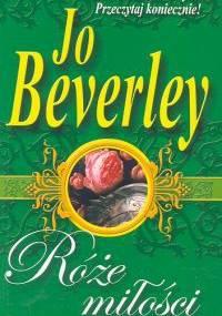 Róże miłości - Jo Beverley