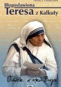 Błogosławiona Teresa z Kalkuty. Ołówek w ręku Boga - Franca Zambonini