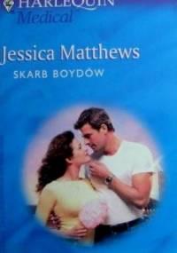 Skarb Boydów - Jessica Matthews