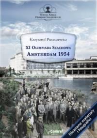 XI Olimpiada Szachowa - Amsterdam 1954 - Puszczewicz Krzysztof