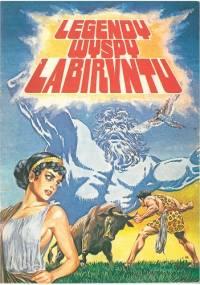 Legendy wyspy Labiryntu - Stefan Weinfeld, Jerzy Wróblewski