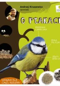 Andrzej Kruszewicz opowiada o ptakach - Andrzej G. Kruszewicz