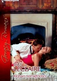 Klątwa namiętności - Day Leclaire