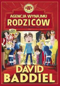Agencja Wynajmu Rodziców - David Baddiel