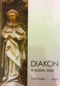 Diakon nr 5-6/2008-2009 - Marek Marczewski, Redakcja rocznika Diakon