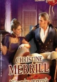 Niemoralna propozycja - Christine Merrill