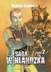 Saga Winlandzka #2 - Makoto Yukimura