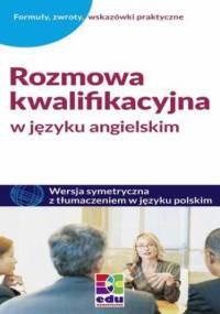 Rozmowa kwalifikacyjna w języku angielskim - Stein Holger