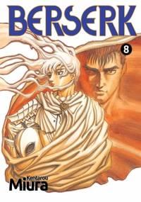 Berserk #8 - Kentarō Miura