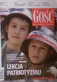Gość Niedzielny, nr 32/2014 - Redakcja pisma Gość Niedzielny