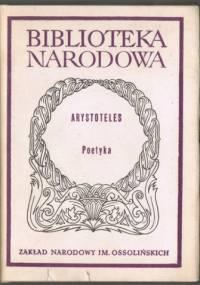 Poetyka - Arystoteles
