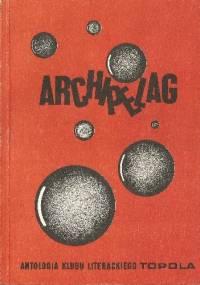 """Archipelag. Antologia Klubu Literackiego """"Topola"""""""