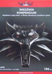 Wiedźmin kompendium - Andrzej Sapkowski, Redakcja magazynu CD-Action