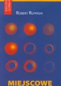 Miejscowe leczenie bólu - Robert Rupiński