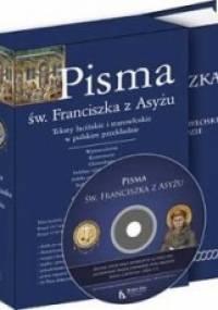 Pisma św. Franciszka z Asyżu - praca zbiorowa