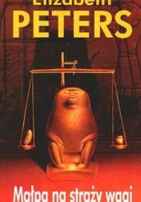 Małpa na straży wagi - Elizabeth Peters