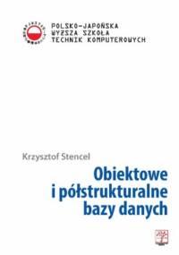 Obiektowe i półstrukturalne bazy danych - Stencel Krzysztof