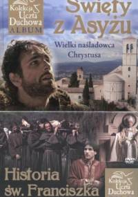 Święty z Asyżu. Wielki naśladowca Chrystusa + DVD (komplet) - Marek Balon