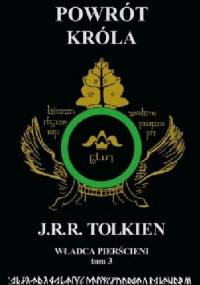Powrót Króla - J. R. R. Tolkien