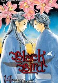 Black Bird, vol. 14 - Kanoko Sakurakouji