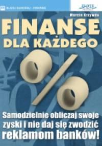 Finanse dla każdego - Marcin Krzywda