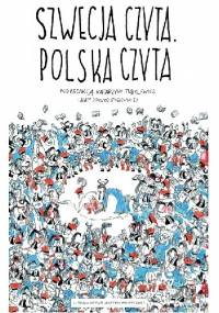 Szwecja czyta. Polska czyta - Katarzyna Tubylewicz, Agata Diduszko-Zyglewska