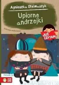 Upiorne andrzejki - Agnieszka Stelmaszyk