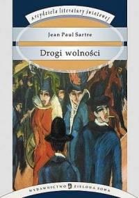Drogi wolności - Jean-Paul Sartre