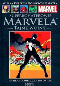 Superbohaterowie Marvela: Tajne Wojny cz. 2 - Mike Zeck, Jim Shooter