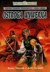Ostroga Wywerna - Jeff Grubb, Kate Novak