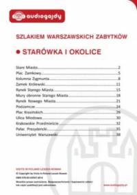 Starówka i okolice. Szlakiem warszawskich zabytków - Ewa Chęć