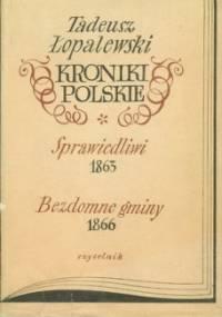 Kroniki polskie - Tadeusz Łopalewski