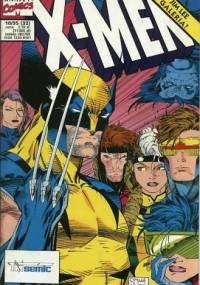 X-Men 10/1995 - Jim Lee, Scott Lobdell