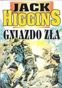 Gniazdo zła - Jack Higgins
