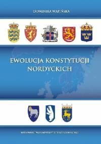 Ewolucja konstytucji nordyckich - Wapińska Dominika