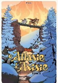 Saga o Atlasie i Axisie. Tom 2 - Pau Rodríguez Jiménez-Bravo