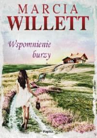 Wspomnienie burzy - Marcia Willett
