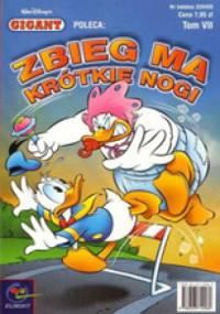 Gigant 7/2001: Zbieg ma krótkie nogi - Walt Disney, Redakcja magazynu Kaczor Donald