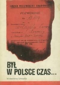 Był w Polsce czas... - Stanisław Wałach